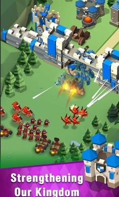 塔防游戏变态版截图